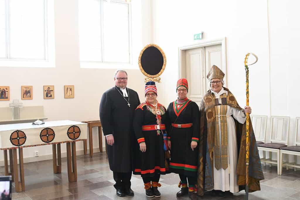 Biskopskräkla